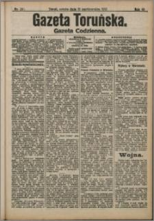 Gazeta Toruńska 1912, R. 48 nr 241