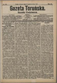 Gazeta Toruńska 1912, R. 48 nr 243