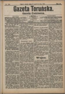 Gazeta Toruńska 1912, R. 48 nr 246