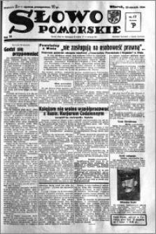 Słowo Pomorskie 1934.01.23 R.14 nr 17