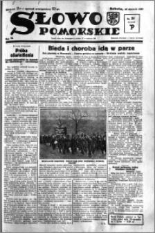 Słowo Pomorskie 1934.01.27 R.14 nr 21