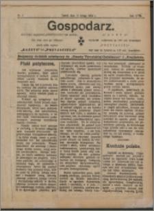 Gospodarz 1912 nr 1