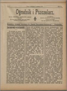 Ogrodnik i Pszczelarz 1912 nr 2