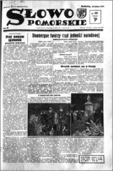 Słowo Pomorskie 1934.02.10 R.14 nr 32