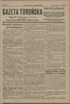Gazeta Toruńska 1921, R. 57 nr 247