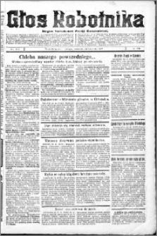 Głos Robotnika 1927, R. 8 nr 270