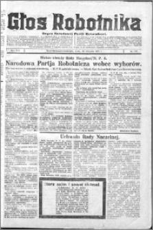 Głos Robotnika 1927, R. 8 nr 275
