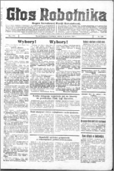 Głos Robotnika 1927, R. 8 nr 278