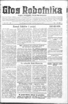 Głos Robotnika 1927, R. 8 nr 282