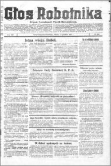 Głos Robotnika 1927, R. 8 nr 289