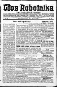 Głos Robotnika 1927, R. 8 nr 291