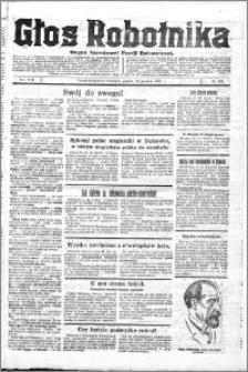 Głos Robotnika 1927, R. 8 nr 294