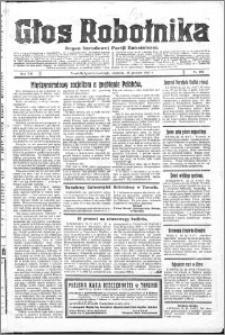 Głos Robotnika 1927, R. 8 nr 296