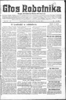 Głos Robotnika 1927, R. 8 nr 299