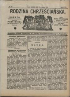 Rodzina Chrześciańska 1912 nr 37