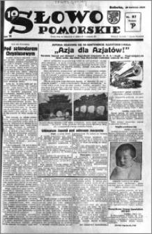 Słowo Pomorskie 1934.04.28 R.14 nr 97