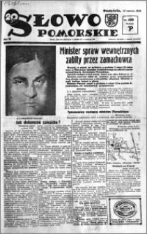 Słowo Pomorskie 1934.06.17 R.14 nr 136