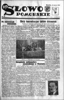 Słowo Pomorskie 1934.06.20 R.14 nr 138