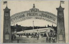 Toruń - Wystawa Przemysłowa w Toruniu 1913