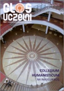 Głos Uczelni : pismo Uniwersytetu Mikołaja Kopernika R. 20=36 nr 10 (2011)