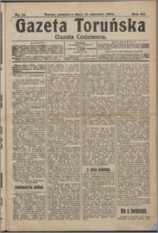 Gazeta Toruńska 1914, R. 50 nr 11
