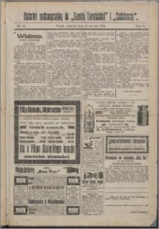 Gazeta Toruńska 1914, R. 50 nr 14 - tylko dodatek