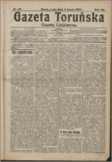 Gazeta Toruńska 1914, R. 50 nr 27