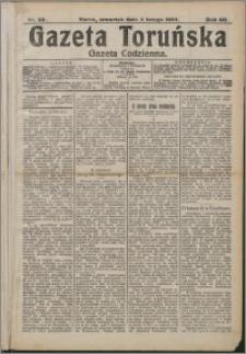 Gazeta Toruńska 1914, R. 50 nr 28