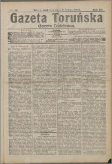 Gazeta Toruńska 1914, R. 50 nr 31+ dodatek