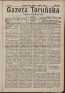 Gazeta Toruńska 1914, R. 50 nr 33