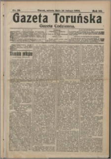 Gazeta Toruńska 1914, R. 50 nr 36