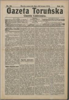 Gazeta Toruńska 1914, R. 50 nr 46