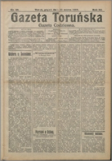 Gazeta Toruńska 1914, R. 50 nr 59
