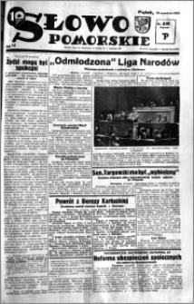 Słowo Pomorskie 1934.09.21 R.14 nr 216