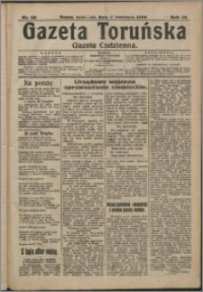 Gazeta Toruńska 1916, R. 52 nr 82