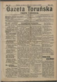 Gazeta Toruńska 1916, R. 52 nr 93