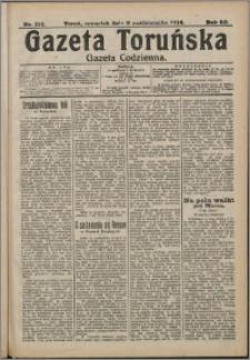 Gazeta Toruńska 1914, R. 50 nr 213