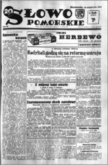 Słowo Pomorskie 1934.10.28 R.14 nr 248