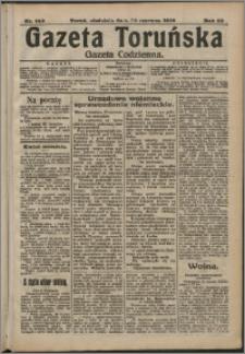 Gazeta Toruńska 1916, R. 52 nr 143