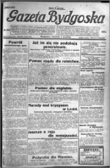 Gazeta Bydgoska 1924.09.04 R.3 nr 205