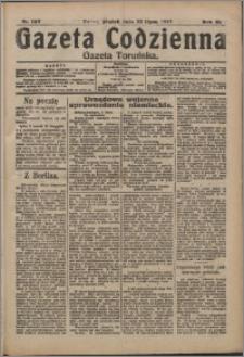 Gazeta Toruńska 1917, R. 53 nr 157