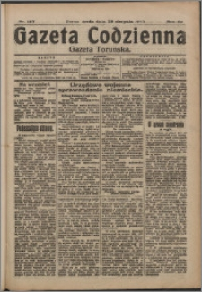 Gazeta Toruńska 1917, R. 53 nr 197