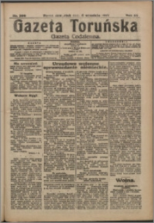 Gazeta Toruńska 1917, R. 53 nr 204