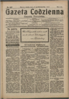 Gazeta Toruńska 1917, R. 53 nr 227