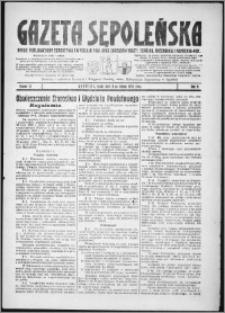 Gazeta Sępoleńska 1935, R. 9, nr 11