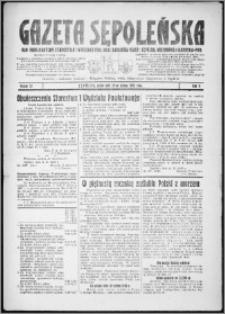 Gazeta Sępoleńska 1935, R. 9, nr 13