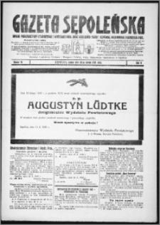 Gazeta Sępoleńska 1935, R. 9, nr 14