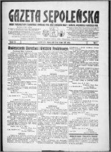 Gazeta Sępoleńska 1935, R. 9, nr 15