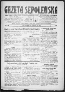 Gazeta Sępoleńska 1935, luty, nr 10-17