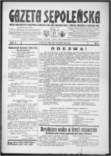 Gazeta Sępoleńska 1935, R. 9, nr 21